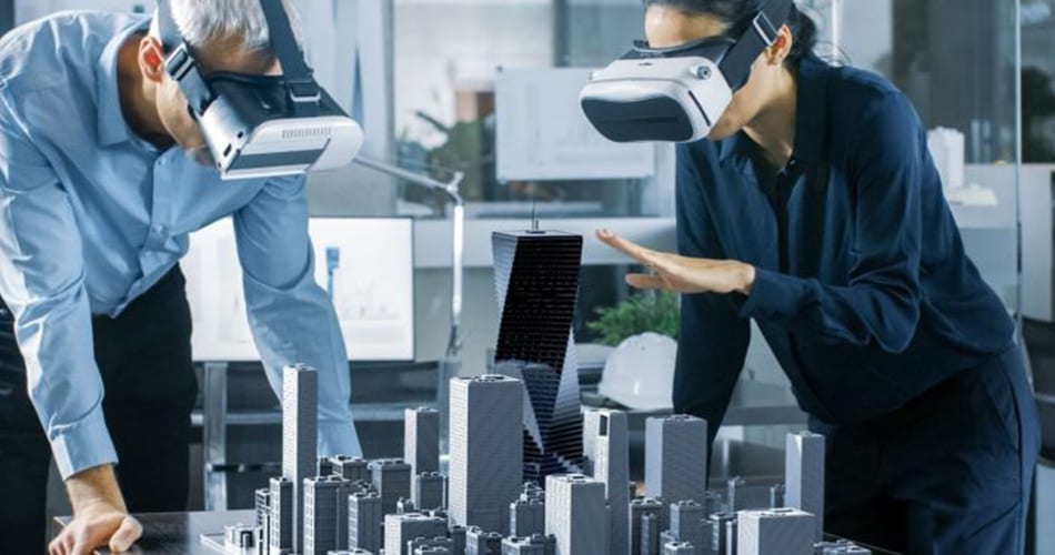 virtual reality shaping architecture practice